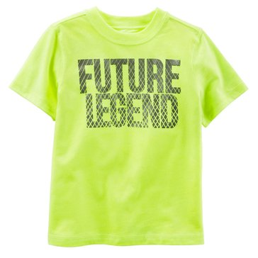 Carter's Toddler Boys' Future Legend Tee, Yellow