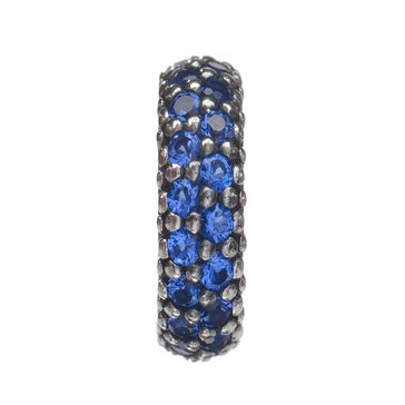 Nomades Blue Pave Spacer