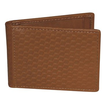 Buxton Men's Bellamy RFID Wallet - Front Pocket Flip