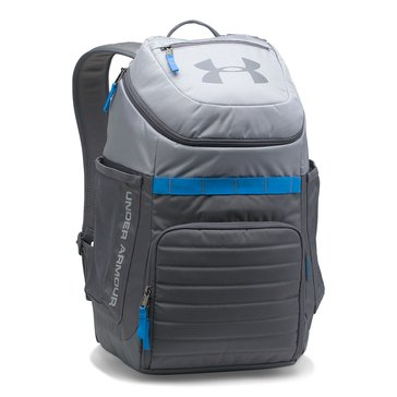 Under Armour Undeniable 3 Backpack - Grey/Graphite/Blue