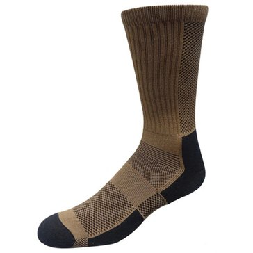 Covert Threads Jungle Socks - Coyote Size 13-15