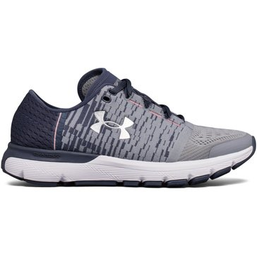 Under Armour Speedform Gemini Women's Running Shoe Steel/ Apollo Gray/ Silver