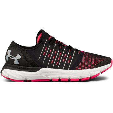 Under Armour Speedform Women's Running Shoe Europa Black/ Penta Pink/ Silver