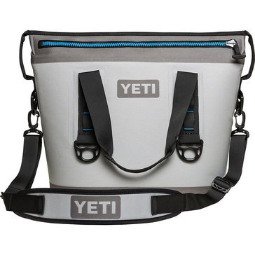 YETI Hopper Two 20 - Fog Gray / Tahoe Blue