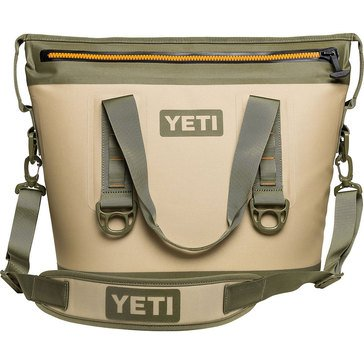 YETI Hopper Two 20 - Field Tan / Blaze Orange