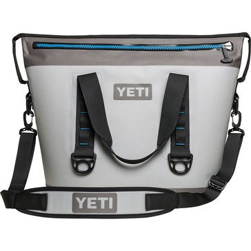YETI Hopper Two 30 - Fog Gray / Tahoe Blue