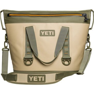 YETI Hopper Two 30 - Field Tan / Blaze Orange