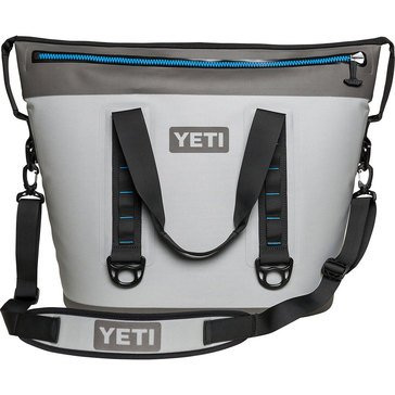 YETI Hopper Two 40 - Fog Gray / Tahoe Blue