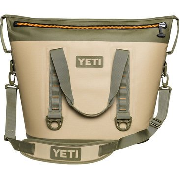YETI Hopper Two 40 - Field Tan / Blaze Orange