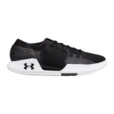 Under Armour Speedform AMP Men's Training Shoe Black/ White/ Black