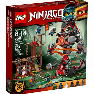 LEGO Ninjago Dawn of Iron Doom (70626)