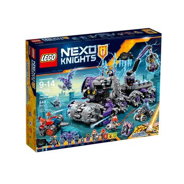 LEGO Nexo Knights Jestro's Headquarters (70352)