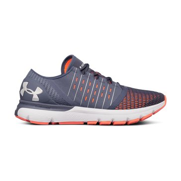 Under Armour  Speedform Europa Men's Running Shoe Apollo Gray/ Magma Orange/ Chrome