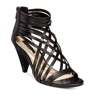 INC International Concepts Garoldd  Women's Dress Sandal Black