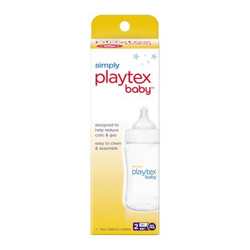 Playtex Simple Bottles, 9oz