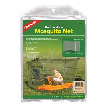 Coghlan's Backwoods Double Wide Mosquito Net