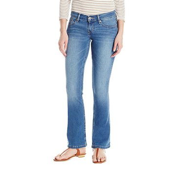 Levi's Women's Superlow Slimming Bootcut Jeans in Sunrise View