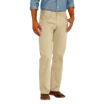 Levi's Men's 559 Relax Twill Khaki Denim Jeans