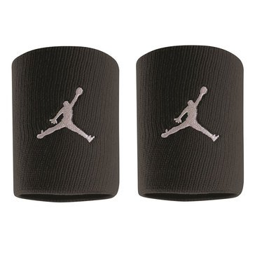 Jordan Jumpman Wristbands - Black