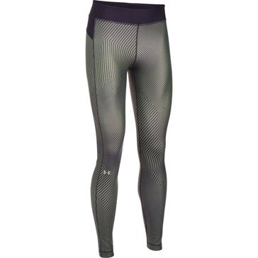 Under Armour Women's Heat Gear Armour Printed Legging