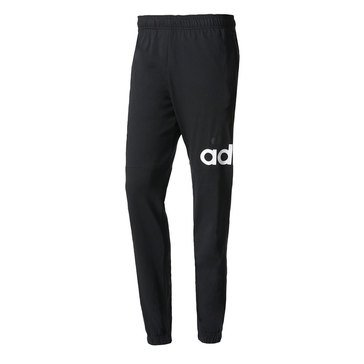 Adidas Men's Essential Jersey Pant - Black