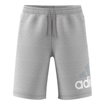 Adidas Men's Jersey Shorts - Medium Heather Grey