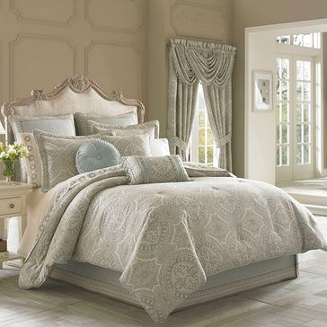 Colette Spa Comforter Set - King