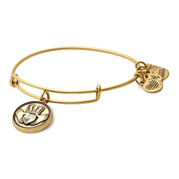 Alex and Ani Charity By Design, Claddagh Bangle
