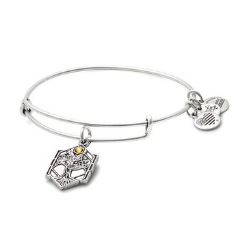 Alex and Ani Tree of Life Expandable Bangle, Silver Finish