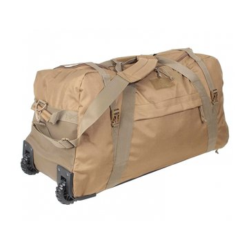 Sandpiper of California Monster On Wheels Gear Bag - Coyote