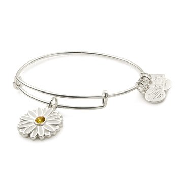 Alex and Ani Charity By Design, Daisy Bangle