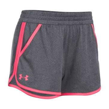 Under Armour Women's Tech Short - Solid