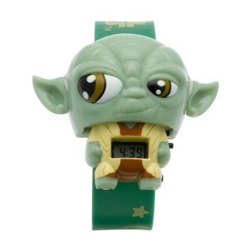 Bulb Botz Star Wars Yoda Watch