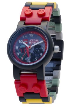 Lego Star Wars Bobafett + Darth Vader Combo MFIG Watch