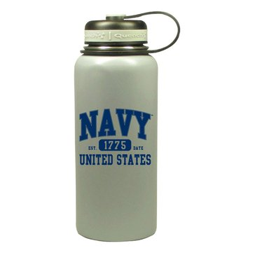 Nordic USN 1775 32OZ Quench Water Bottle - Ash Grey