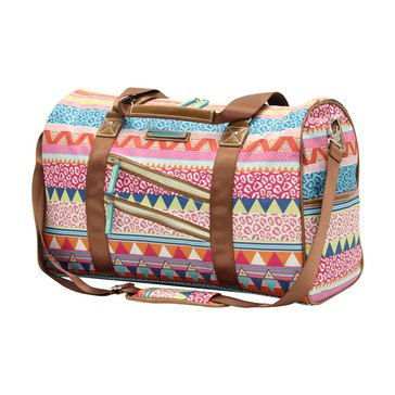 Lily Bloom On The Prowl Satchel - Bright Multi