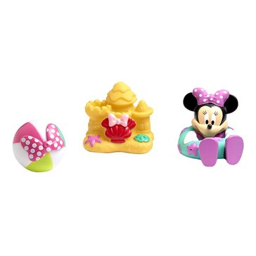 The First Years Disney Minnie Bath Squirtees, 3-Pack