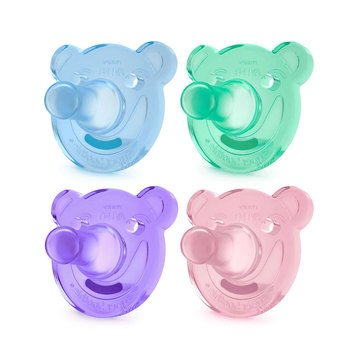 Avent Soothie Shape Pacifier 2-Pack, 3M+