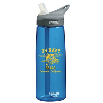 Camelbak Eddy 25 Oz. USN Seals Team Water Bottle