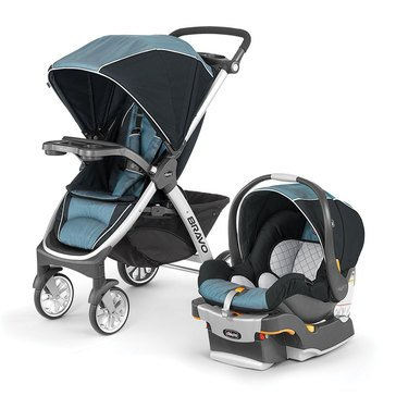 Chicco Bravo Trio Travel System, Iceland
