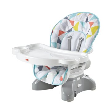 Fisher Price Space Saver High Chair, Windmills