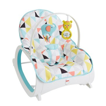 Fisher Price Infant to Toddler Rocker, Windmill