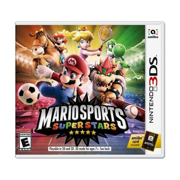3DS Mario Sports Superstars