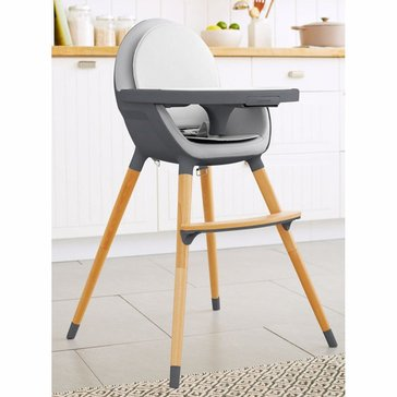 Skip Hop Tuo Convertible High Chair, Charcoal