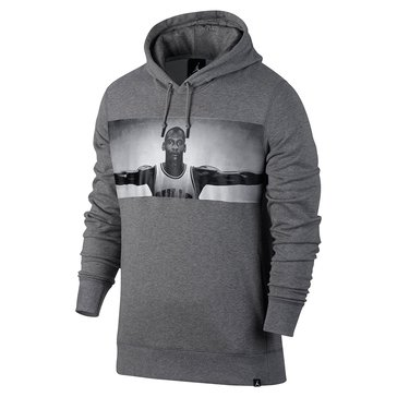 Jordan Men's Legend Elite Photo Hoodie - Carbon