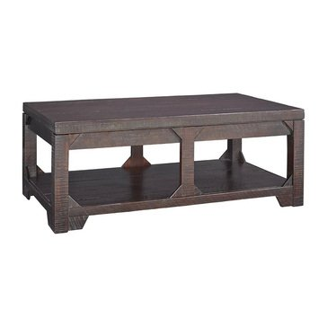 Signature Design by Ashley Rogness Coffee Table with Lift Top