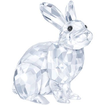 Swarovski Crystal Living Rabbit