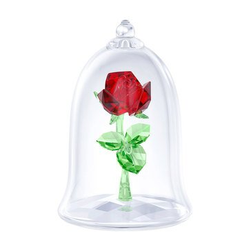 Swarovski Crystal Living Enchanted Rose