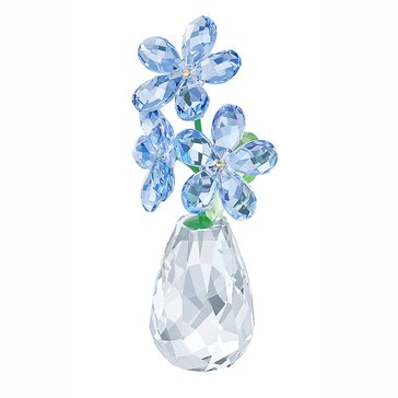 Swarovski Flower Dreams - Forgot-Me-Not