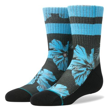 Stance Little Boys' Chiapas K Boys Crew Socks, Size 2.5-5